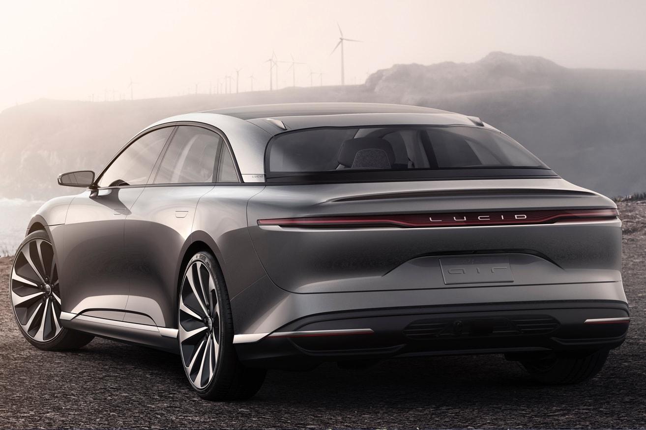 Saudi Arabia invests $1B to build electric car in U.S.