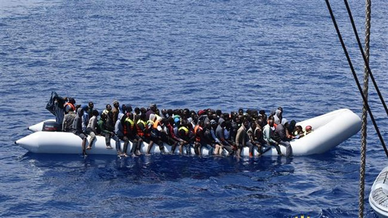 UN refugee agency says number of trips across Mediterranean fall, but risks rise