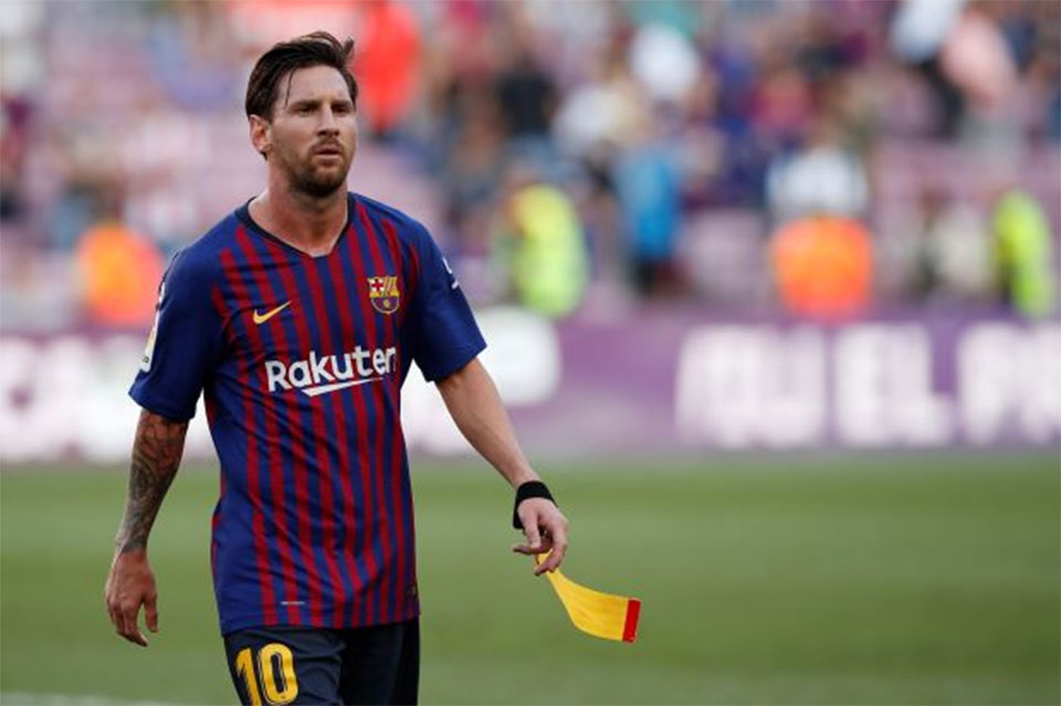 """Messi and co """"angry"""" after Barca slip up again"""