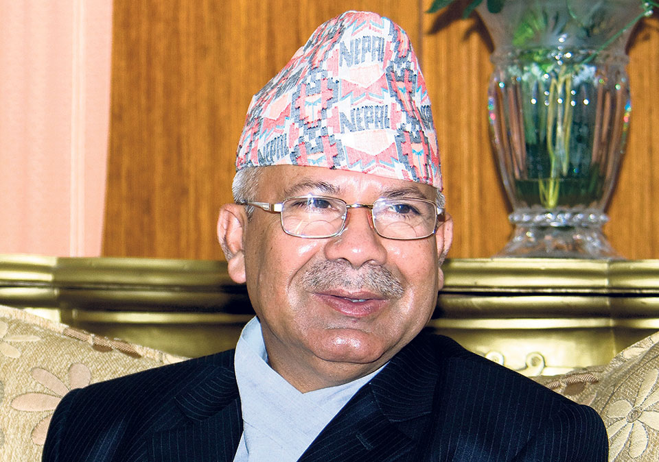 Ruling NCP leader Nepal vents ire against govt