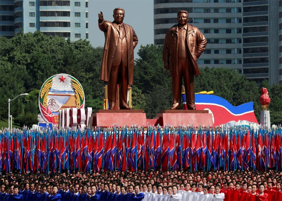 Growing market economy threatens North Korea's 'socialist utopia'