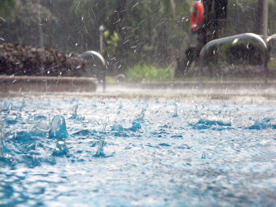 Rainfall likely for next three days