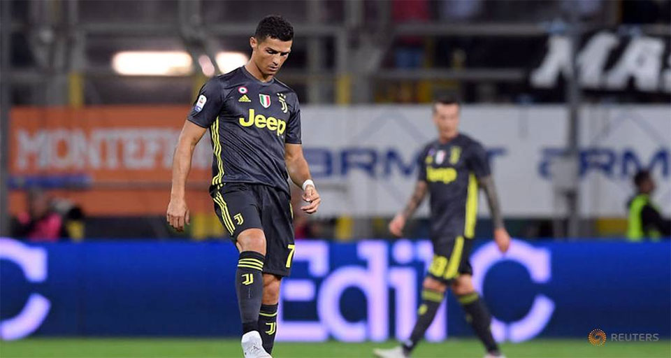 Another blank for Ronaldo, another win for Juve