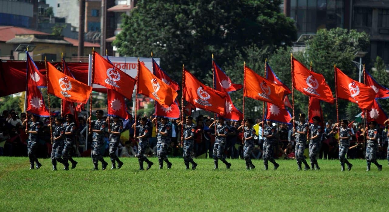 In Pictures: Constitution Day