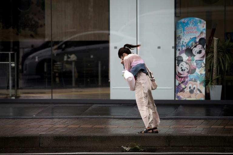 Two dead as strongest typhoon in quarter century batters Japan
