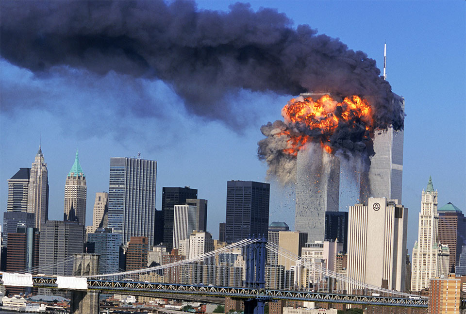 Heartbreaking final words of September 11 victims and their desperate families