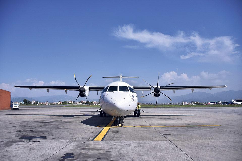 Yeti Airlines brings third ATR 72-500