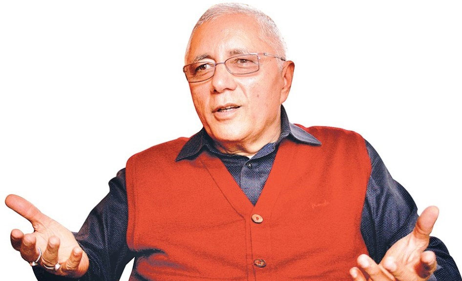 Leader Koirala opines for changing party leadership