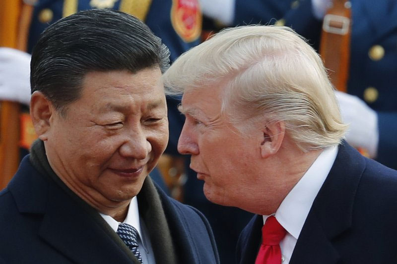 Trump threatens China with new tariffs on $200 billion in goods