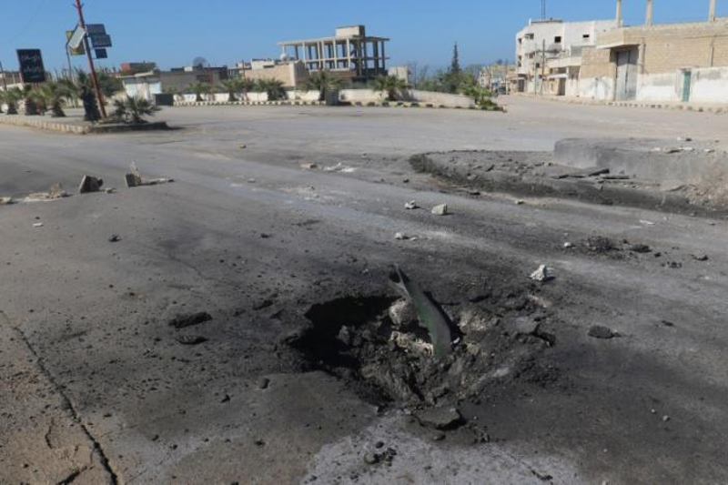 Russia complains to U.S. over exclusion from Syria chemical probe