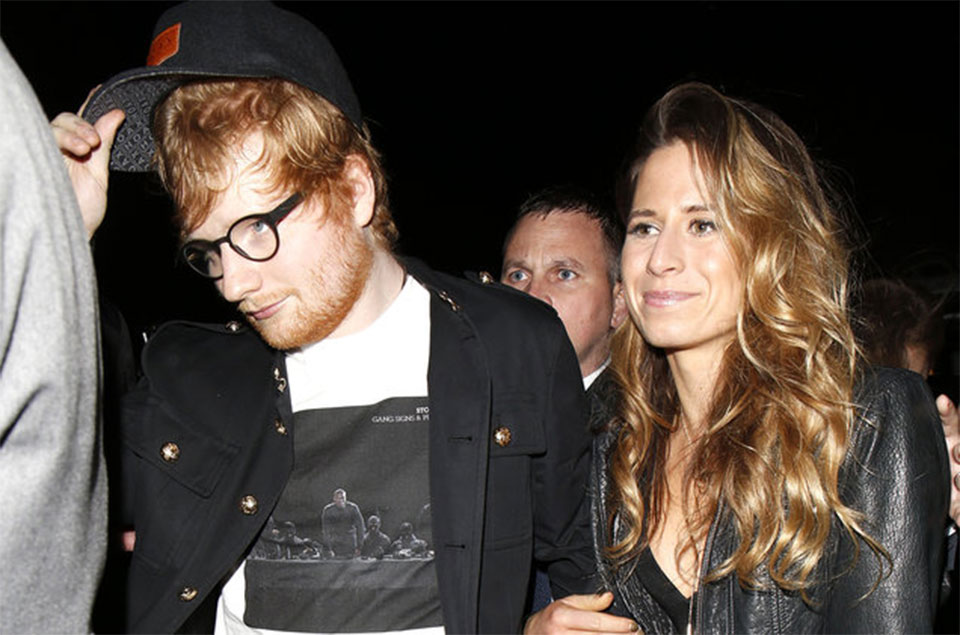 Ed Sheeran Reportedly Wants to Build a Chapel for His Own Wedding