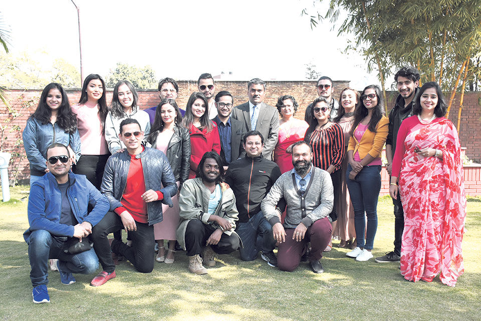 Indian Embassy hosts training for Nepali actors