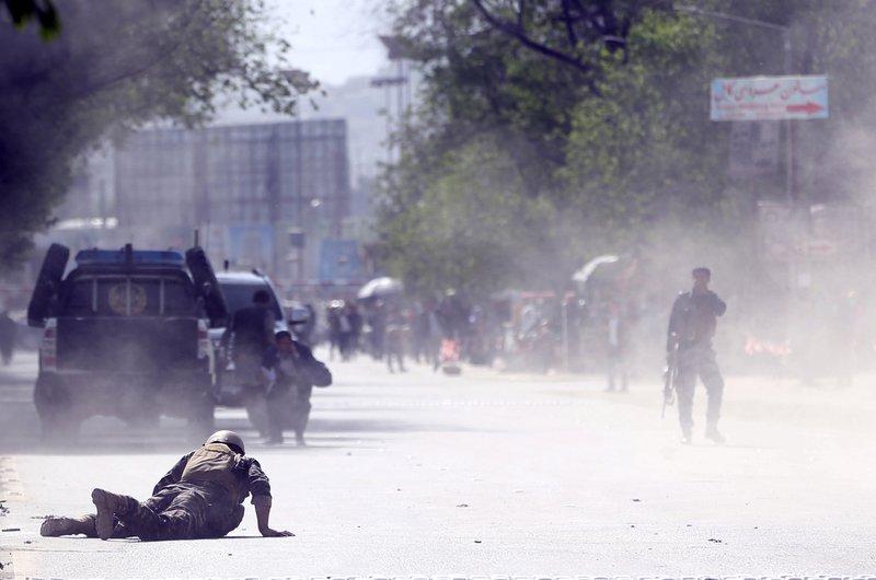 Double Kabul suicide bombing kills 25, including journos (update)