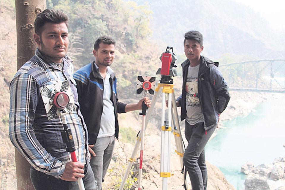 Govt intensifies study on Kaligandaki-Tinau Diversion Project