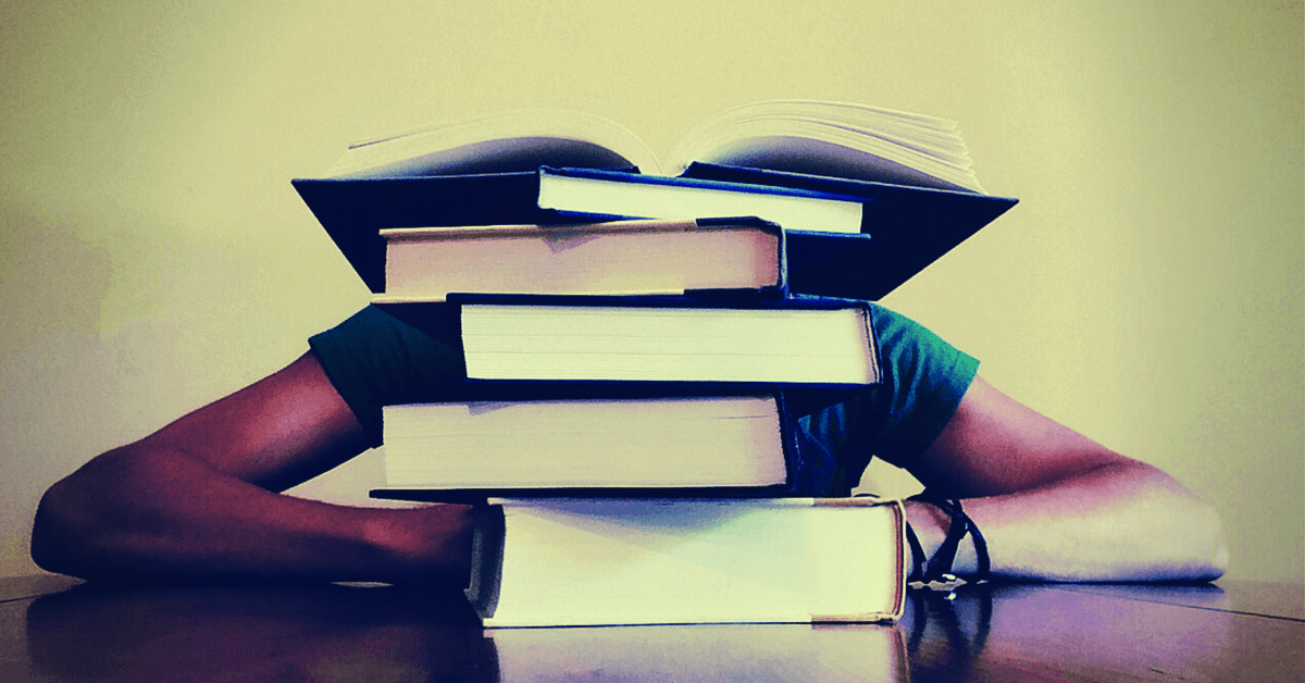 Confessions of a lousy reader