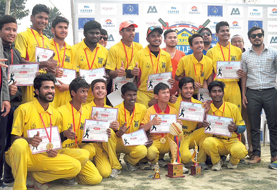 Shikshadeep lifts provincial inter-college cricket title