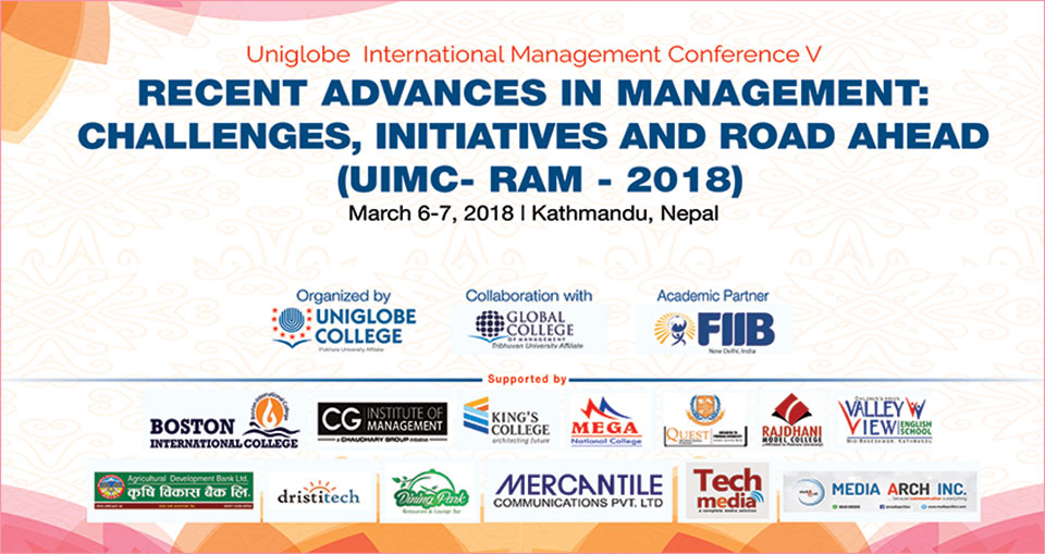Uniglobe Int'l Management Conference to kick off today