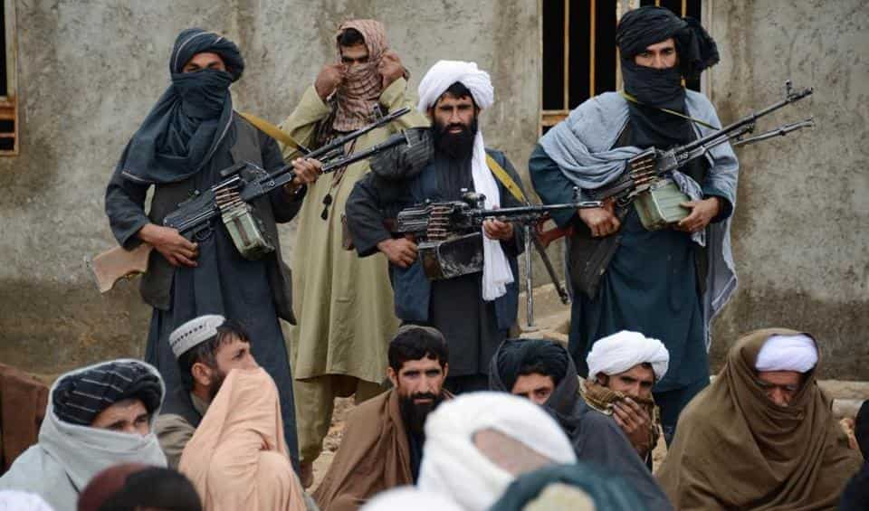 Taliban bring top leader into talks with US