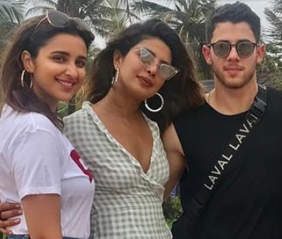 Priyanka, Nick are in love with Parineeti's rendition of 'Sucker'