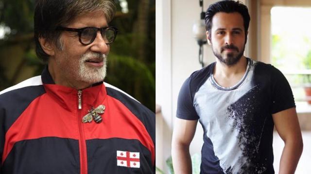 Amitabh Bachchan, Emraan Hashmi team up for a mystery thriller