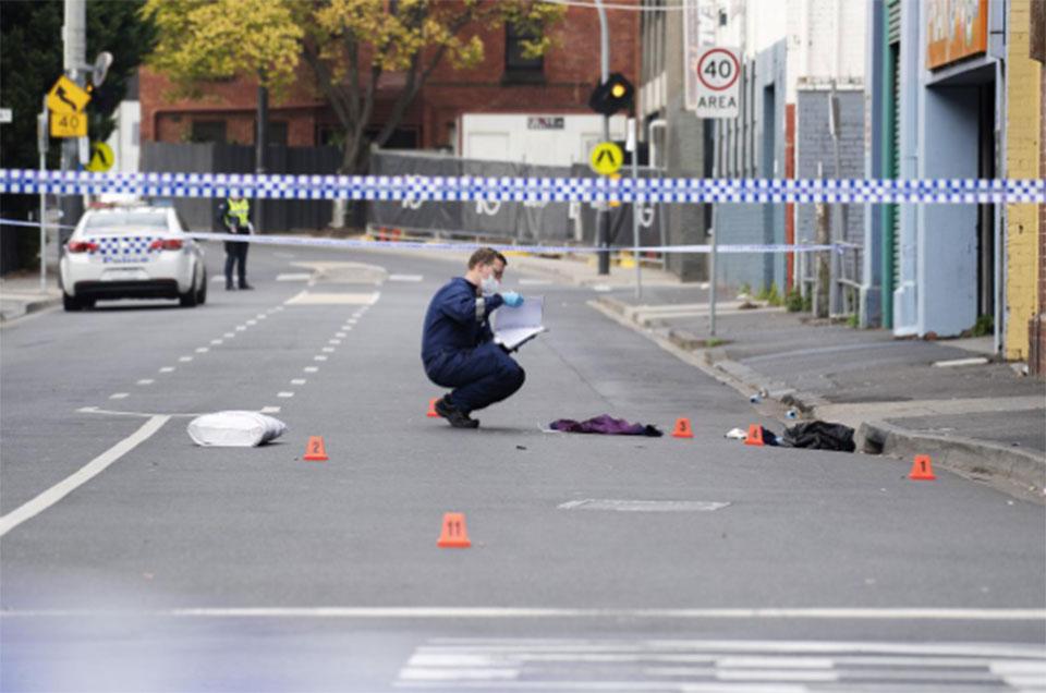 One dead in shooting outside Australia nightclub, three injured