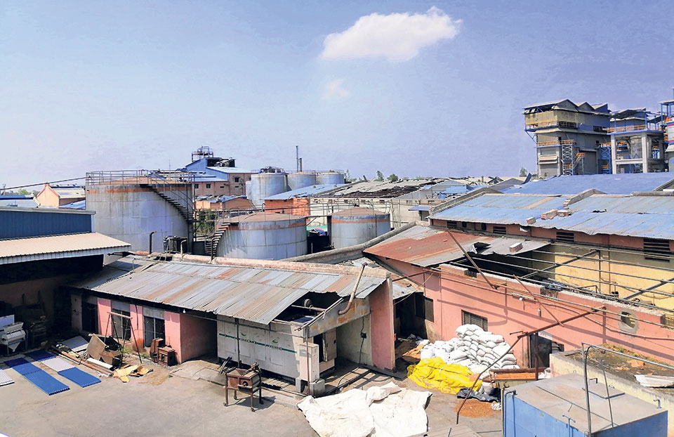 Birgunj factories suffer huge losses in storm