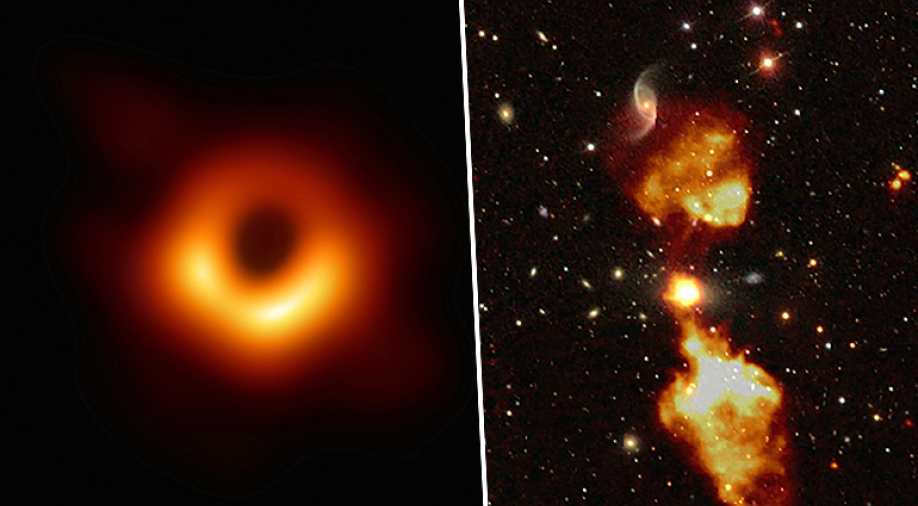 Remarkable image of black hole released in astrophysics breakthrough