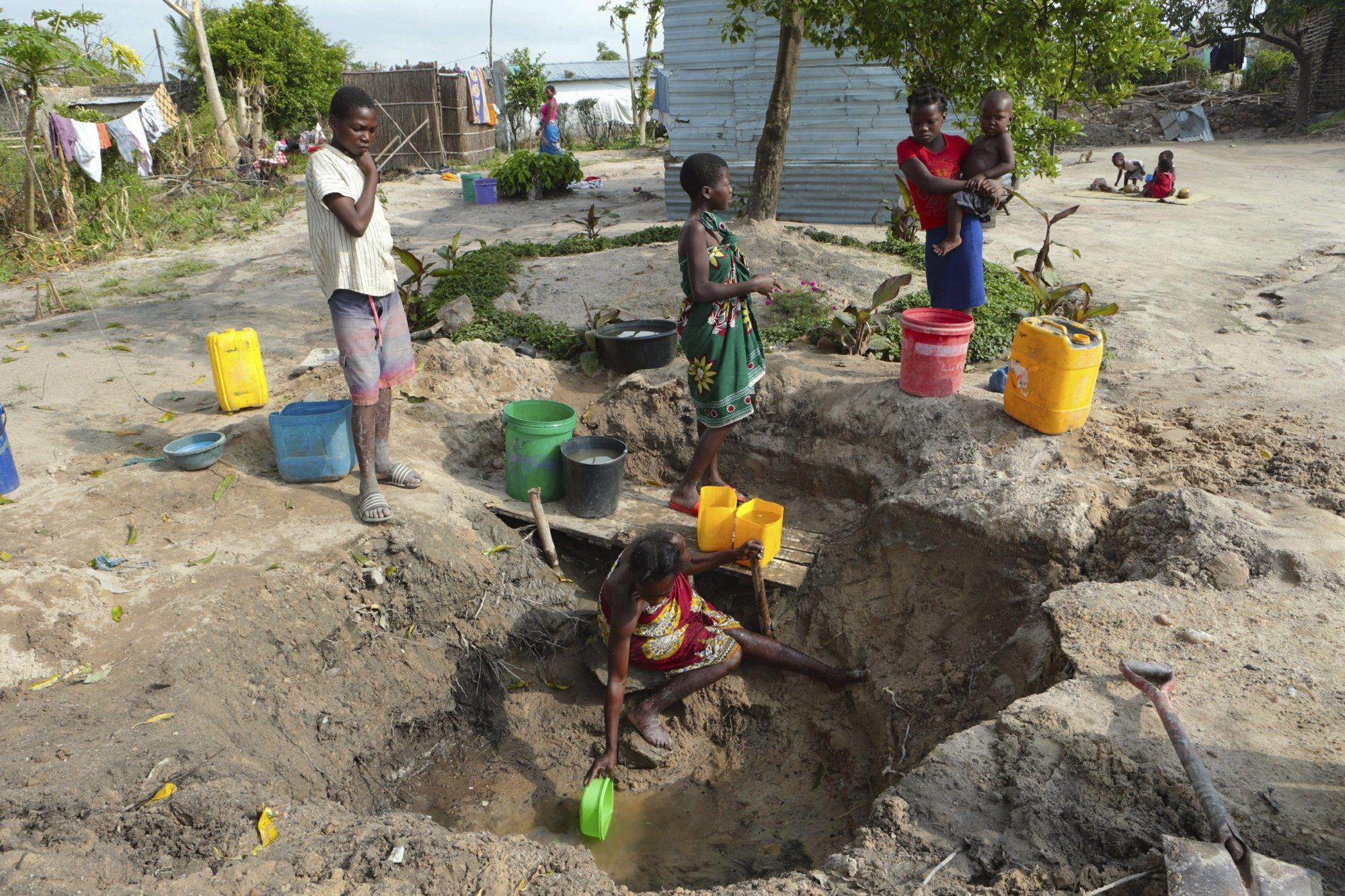 Mozambique races to contain 1,000 cholera cases