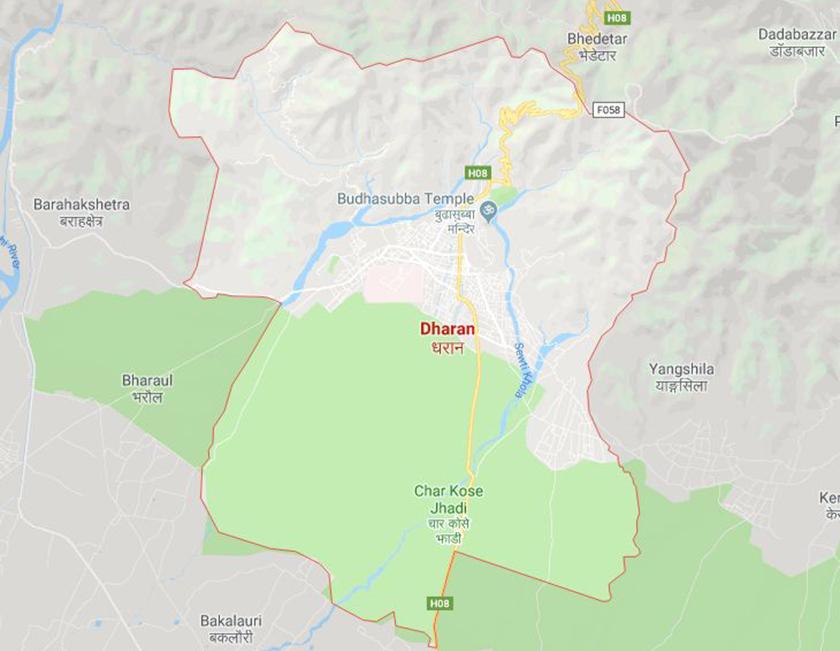 Four die, 21 injured in Dharan bus accident