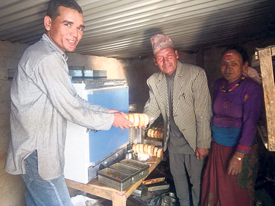 Remote Dolpa gets first ever bakery