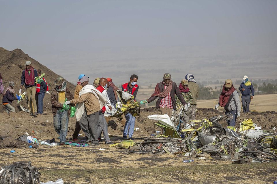 Preliminary report: Ethiopia crew followed Boeing procedures