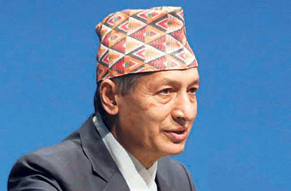 Economy on right trajectory but external challenges loom: Khatiwada
