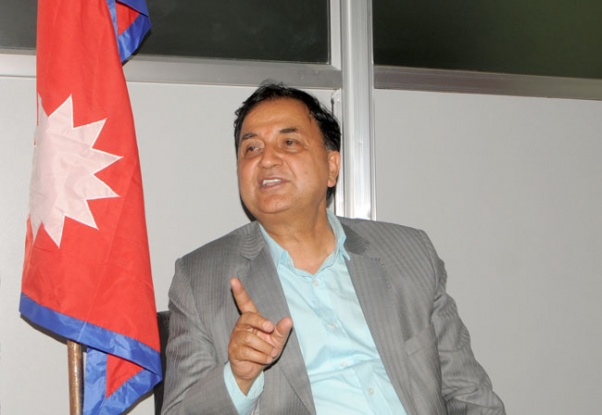 DPM Pokhrel highlights need of practical education