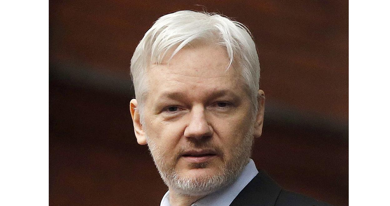 UK lawmakers: Julian Assange should face justice in Sweden