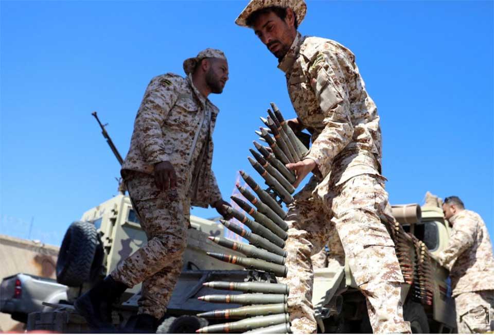 Increased call at UN for humanitarian truce in Libya