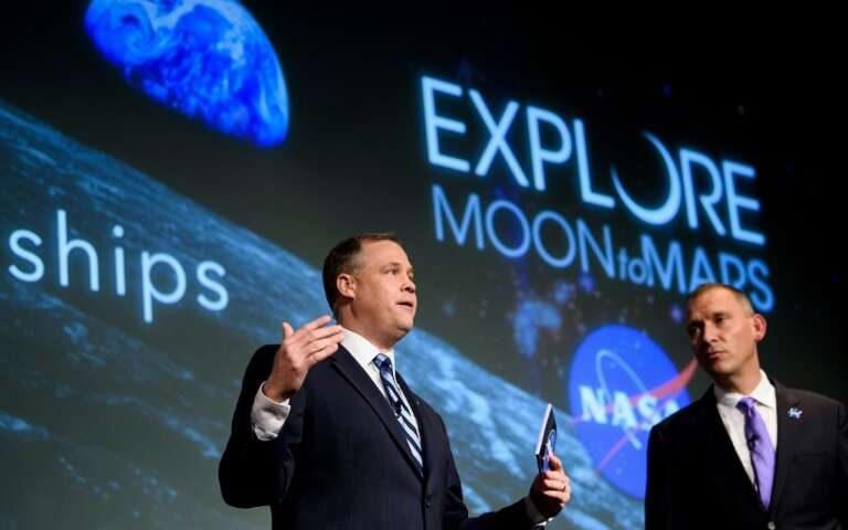 After the Moon in 2024, NASA wants to reach Mars by 2033