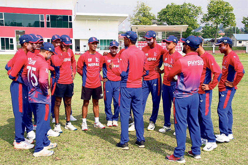 Nepal starts Asia qualifiers as strong favorite