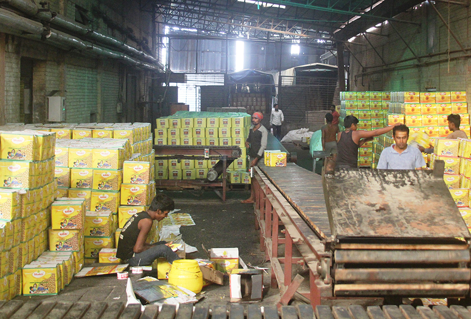 Nepal exports cooking oil worth Rs 12 bn