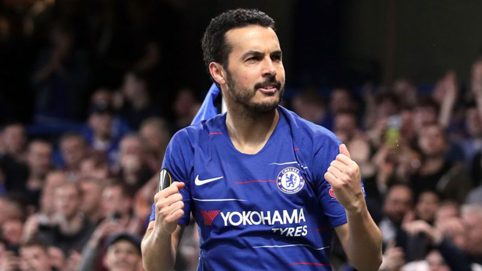 Man United game is 'like a final', says Chelsea's Pedro
