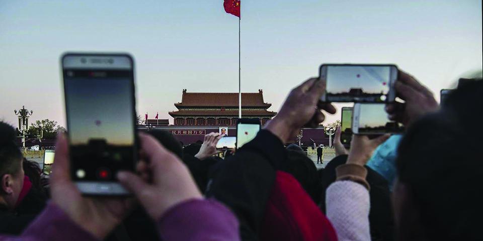 China and Western critics