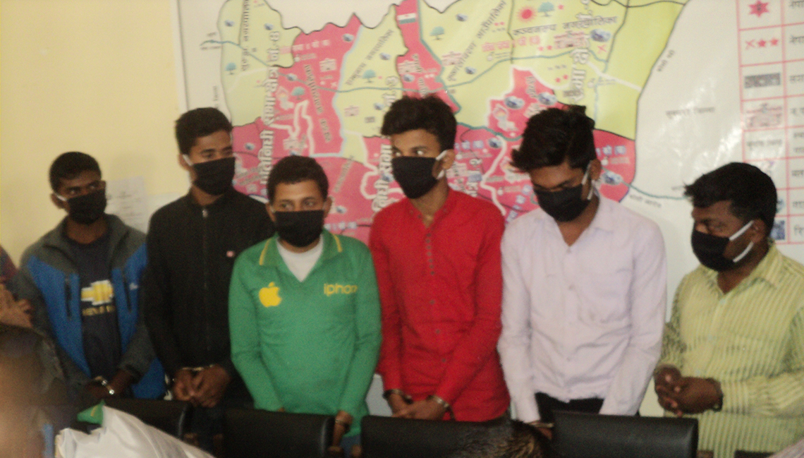 Six suspects made public over SEE questions leak