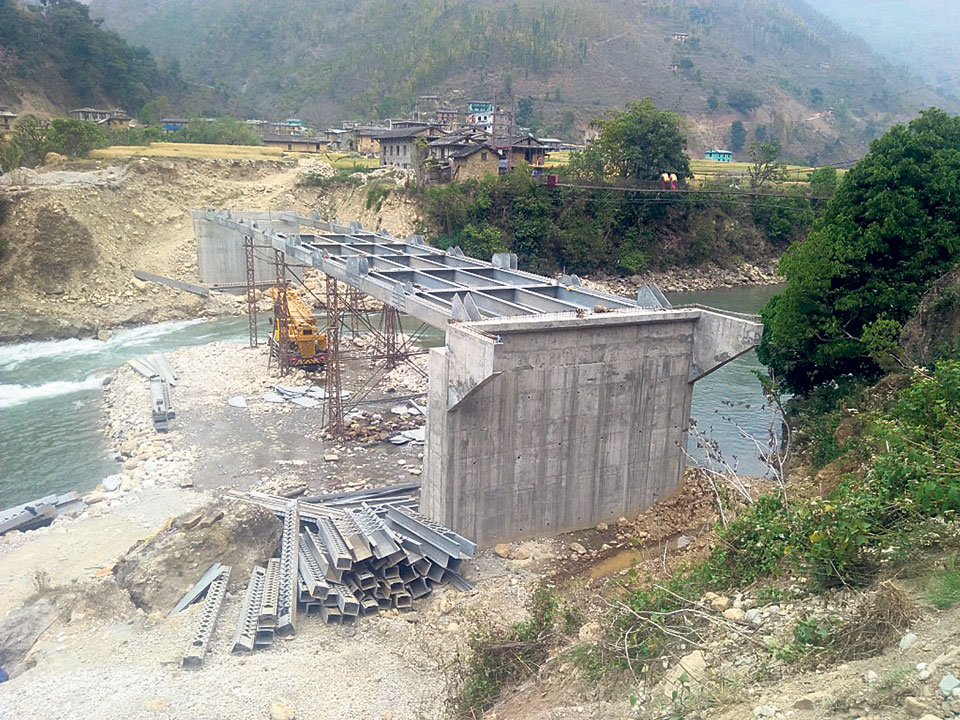 6 years on, Sani Bheri bridge still incomplete