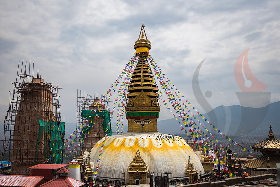 KMC releases Master plan to connect Swayambhu and Kathmandu Durbar Square