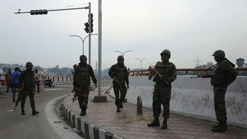 Terror in South Asia