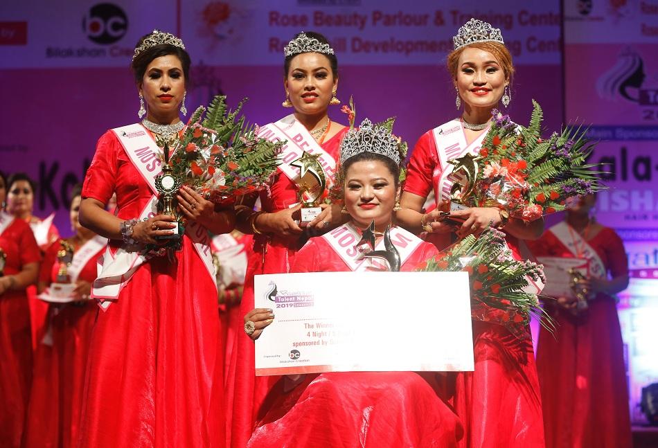 'Beautician Talent Nepal' kicks off