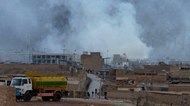 At least 16 killed, 30 injured as powerful bomb goes off in Pakistan's Quetta
