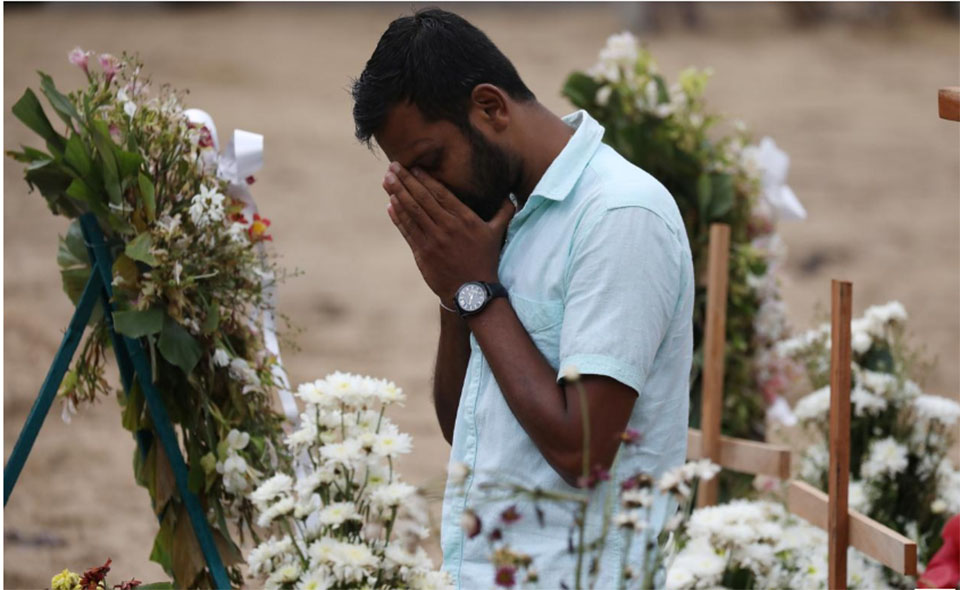 Churches fall silent in Sri Lanka a week after attacks