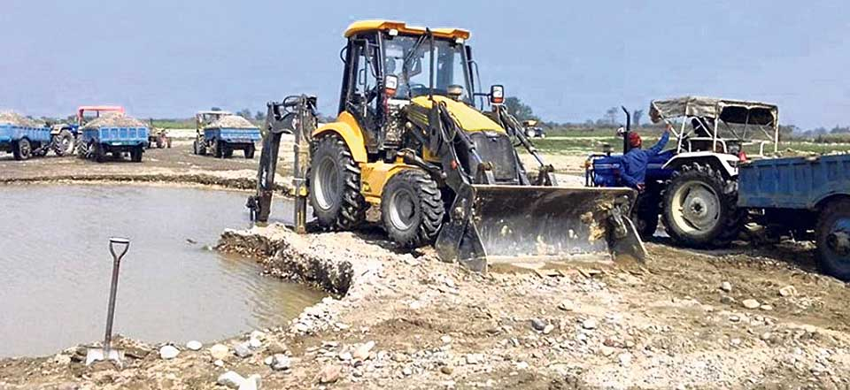 Govt to ban extraction and export of natural resources from Chure region