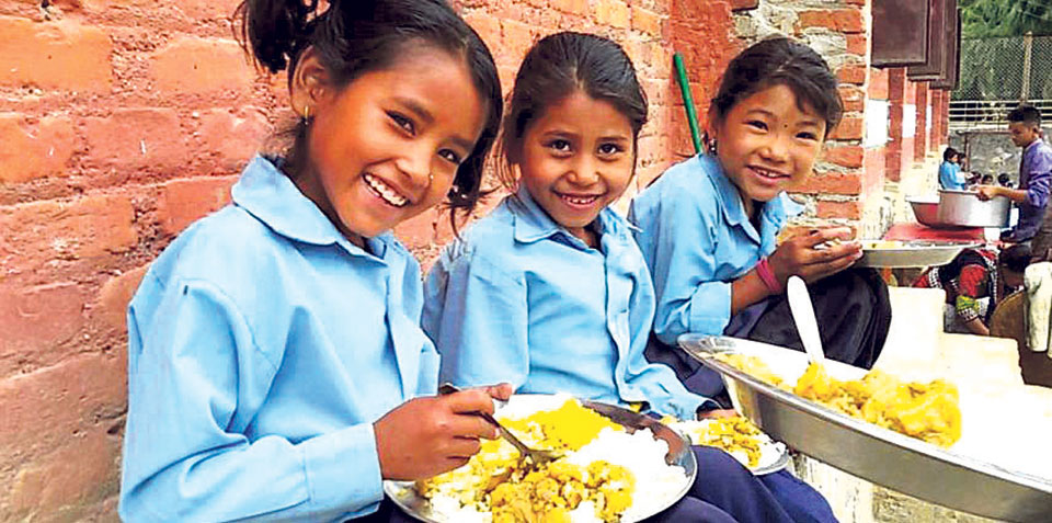 Siyari Rural Municipality implements mandatory tiffin rule for primary school students