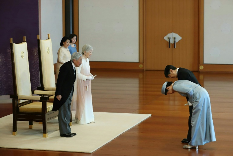 Japan's emperors: from divine commander to 'comforter-in-chief'